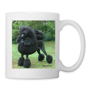 Tasse - Tasse,Pudel,Kaffeetasse