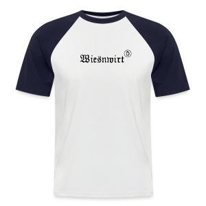 WIESNWIRT - Männer Baseball-T-Shirt