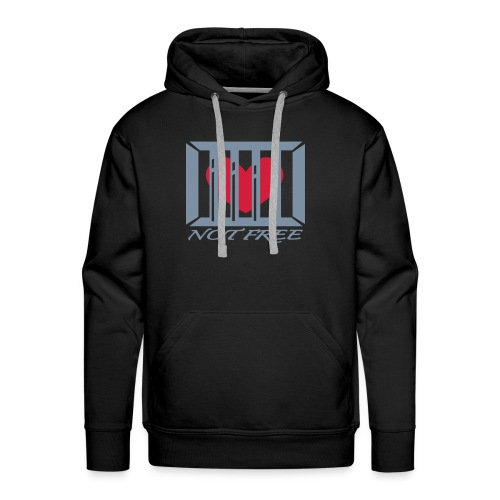 ForGofa Not free - Men's Premium Hoodie