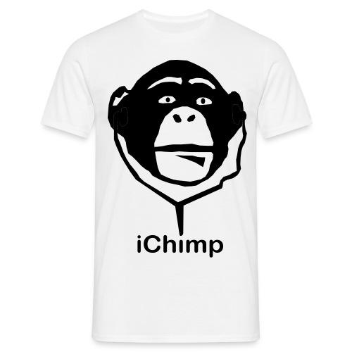 i chimp - Men's T-Shirt