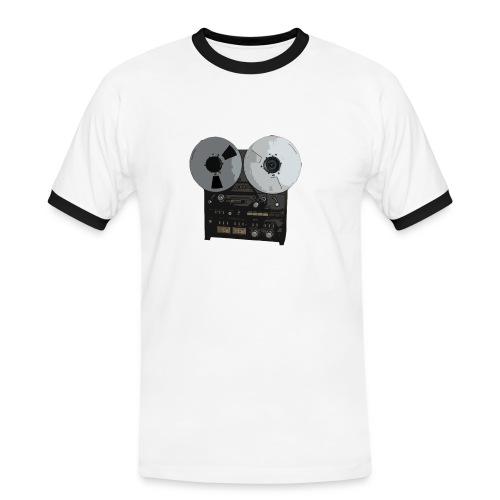 Reel to Reel - Men's Ringer Shirt