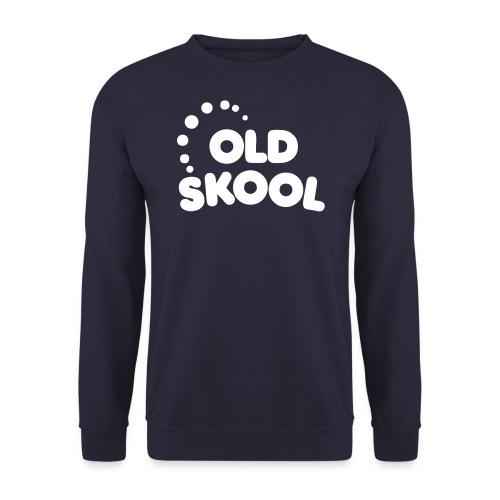 old Skool trui - Mannen sweater