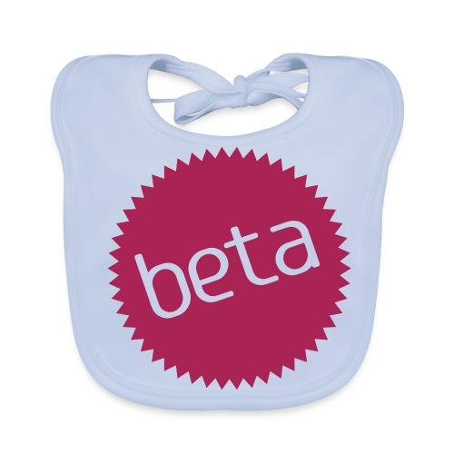 I'm BETA baby! - Bio-slabbetje voor baby's