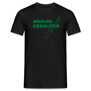 Analog Equalizer - Men's T-Shirt