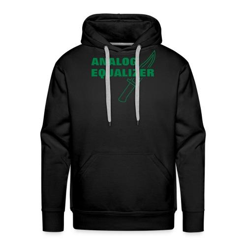 Analog Equalizer - Men's Premium Hoodie