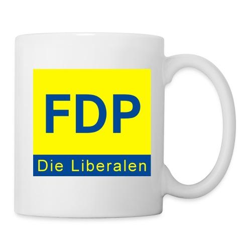Tasse für alle FDP Verbände - Tasse