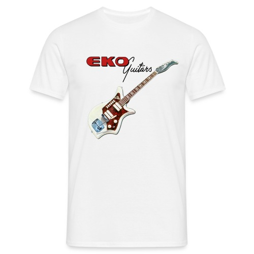 Eko Guitars and 700 model - Men's T-Shirt
