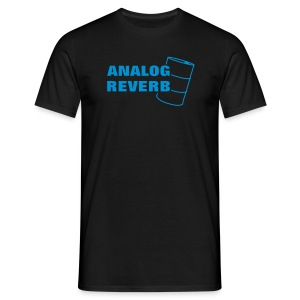 Analog Reverb - Men's T-Shirt