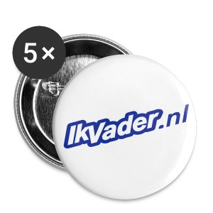 IkVader buttons - Buttons groot 56 mm