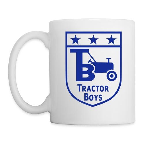 Tractor Boys Mug (LH) - Mug