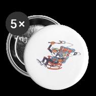 Buttons & Anstecker ~ Buttons mittel 32 mm ~ Artikelnummer 5568804