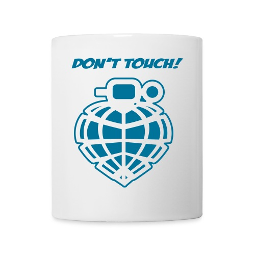 Don't Touch - Mug