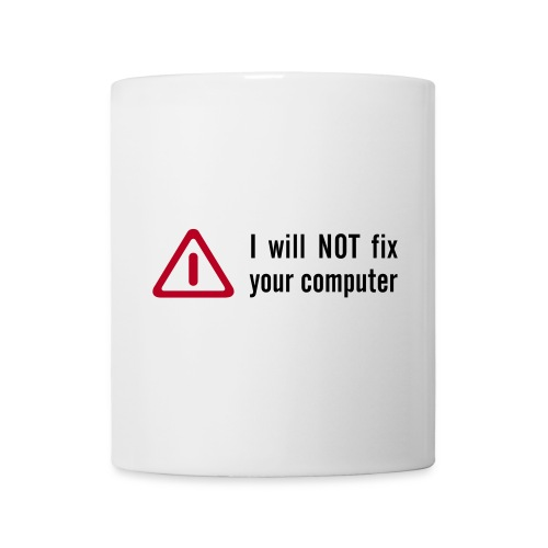 No IT Support - Mug