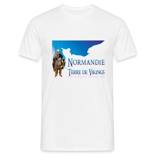 Viking Warrior - T-shirt Homme