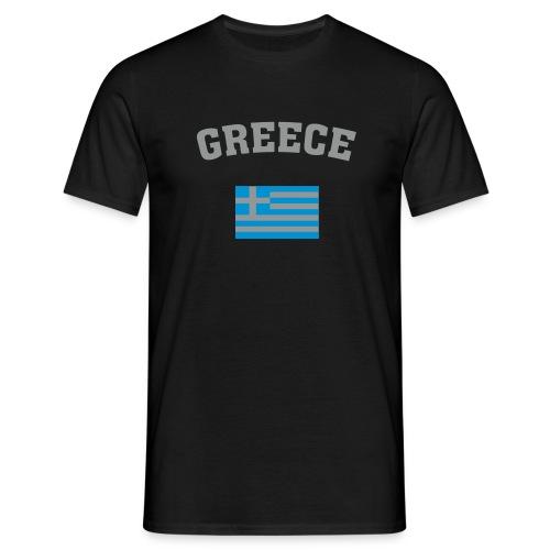 Greece T-Shirt - Männer T-Shirt