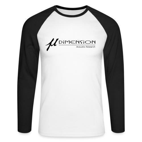 µ Dimension Promodoro Langarm Shirt  - Männer Baseballshirt langarm