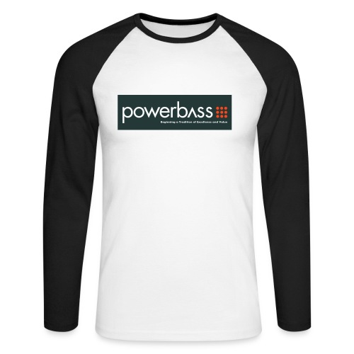 Powerbass Promodoro Langarm Shirt  - Männer Baseballshirt langarm