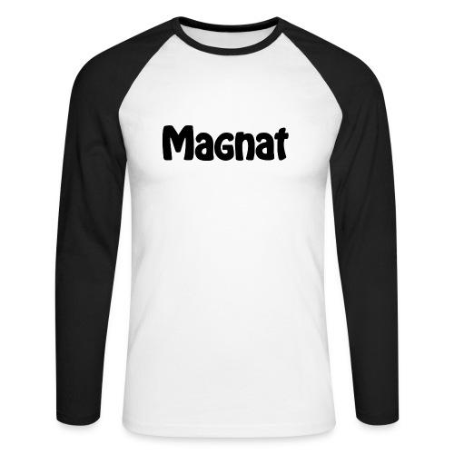 Magnat Promodoro Langarm Shirt  - Männer Baseballshirt langarm