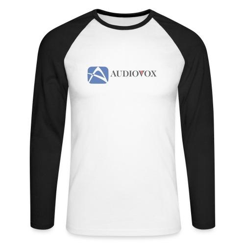 Audiovox Promodoro Langarm Shirt  - Männer Baseballshirt langarm