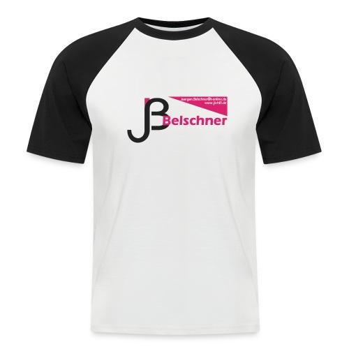 Belschner Promodoro Shirt weiss  - Männer Baseball-T-Shirt