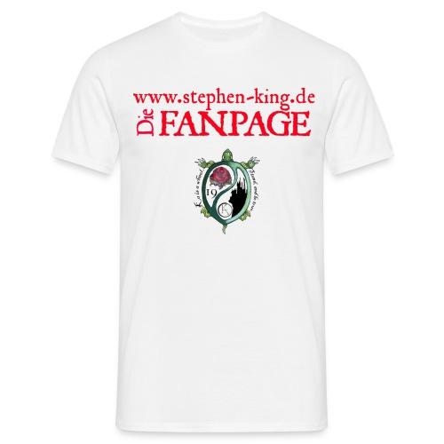 Turtle Man - Männer T-Shirt