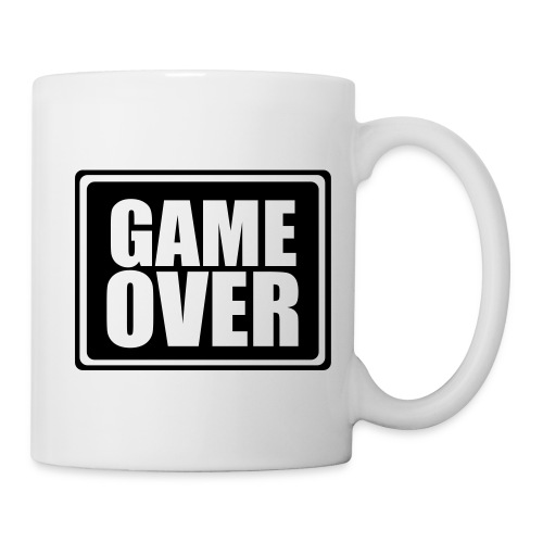 Game Over Coffee Mug - Mug