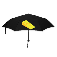 Umbrellas ~ Umbrella (small) ~ Cheese Umbrella