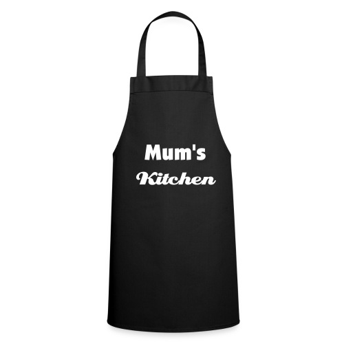 Mum's Kitchen Apron - Cooking Apron