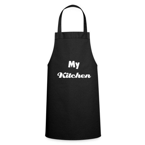 Customisable Text Kitchen Apron - Cooking Apron