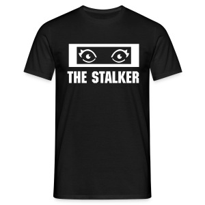 The Stalker - black shirt - Männer T-Shirt