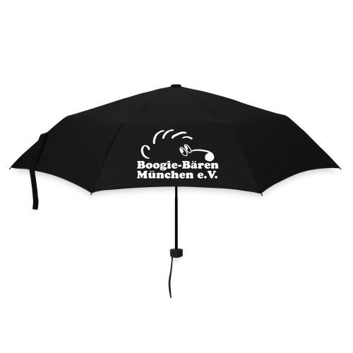 Boogie-Bären Schirm mit BB-Logo - Regenschirm (klein)