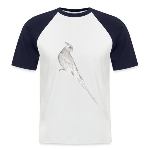Äijien paita - Miesten lyhythihainen baseballpaita