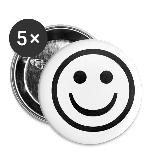 Buttons - Stor pin 56 mm