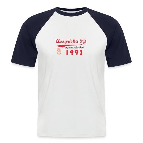 Assyriska FF - Kortärmad basebolltröja herr