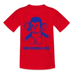 Kids Monkey - Teenager T-Shirt