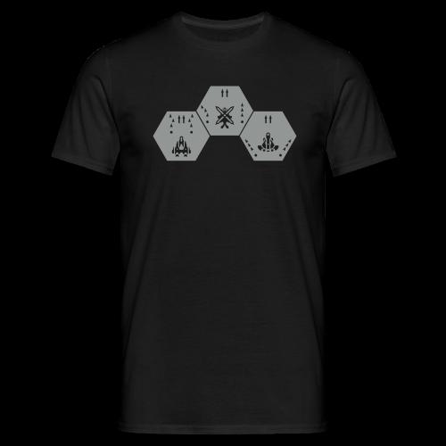 DDP-Ships - Men's T-Shirt