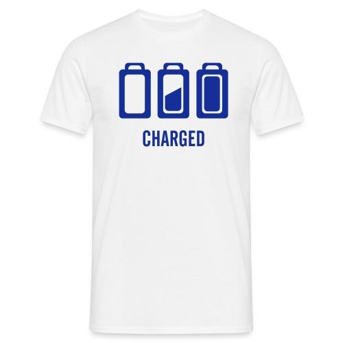 Charged - Männer T-Shirt