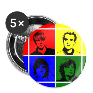 McFly Button Badge (56mm) - Buttons large 56 mm