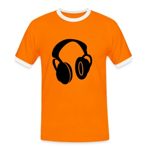 Hardstyle Male - Mannen contrastshirt