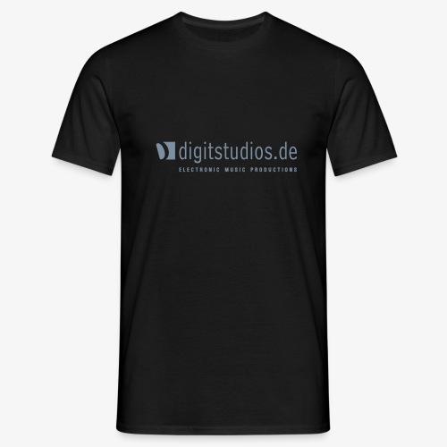 digitstudios.de black/silver - Männer T-Shirt