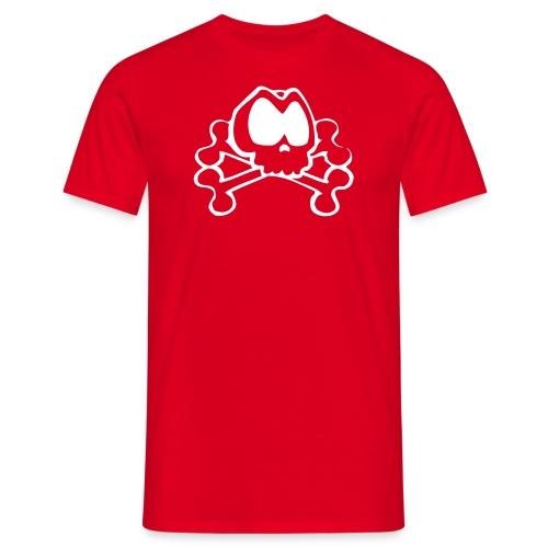 Scull norm 1 - Männer T-Shirt