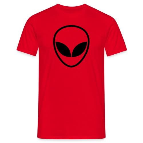 Alien norm 2 - Männer T-Shirt