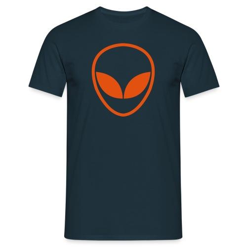 Alien tech 1 - Männer T-Shirt
