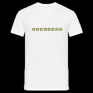 T-shirts ~ T-shirt herr ~ 4000-klubben T-shirt