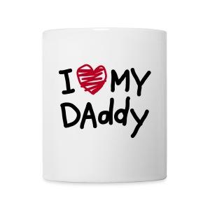 Tasse Love Daddy - Tasse