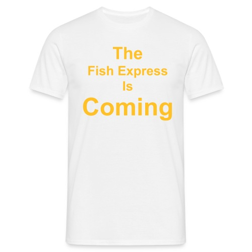 Fish Express Tee Men's - Men's T-Shirt