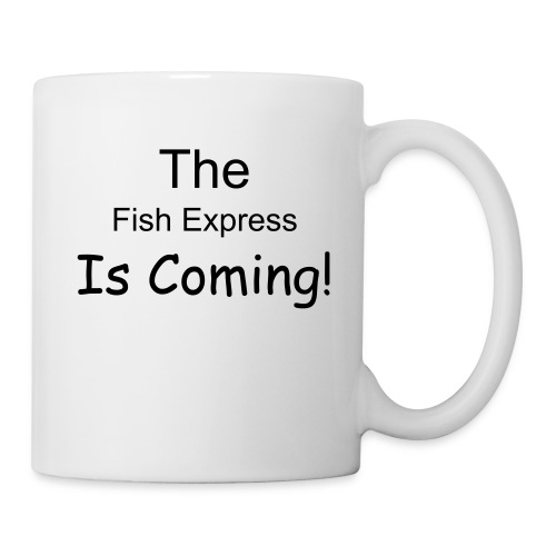 The Fish Express Mug - Mug