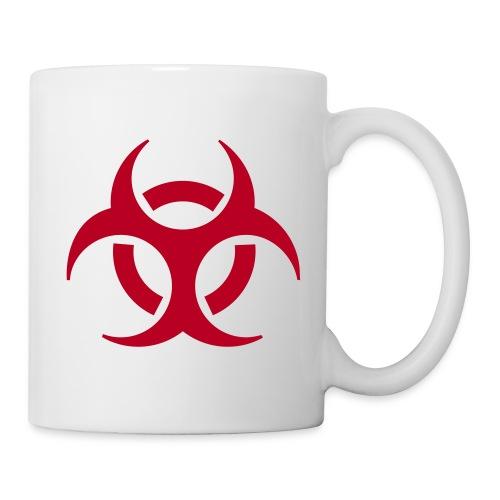 Tasse Biohazard rot - Tasse