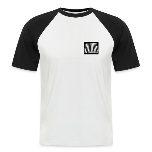 Mail Shirt - Männer Baseball-T-Shirt