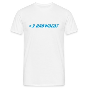 Browbeat - T-shirt herr